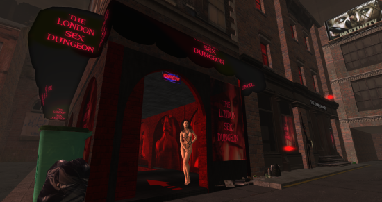 image link to second life London Dungeon